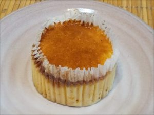 バスクチーズケーキ.ローソン